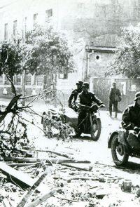 Начало боевых действий фашистской Германии против СССР - 1941 г.