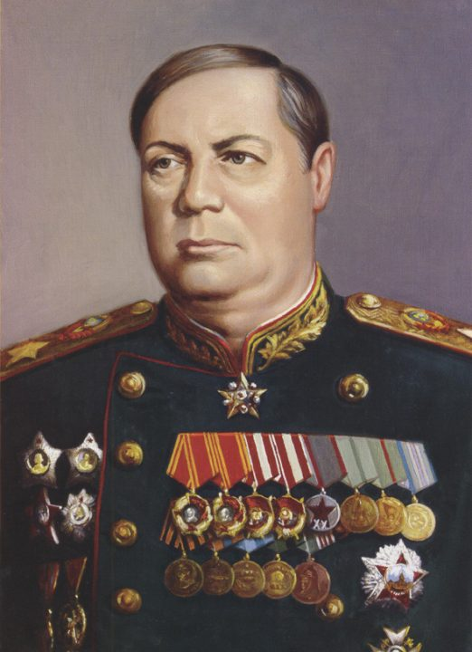 Толбухин Фёдор Иванович