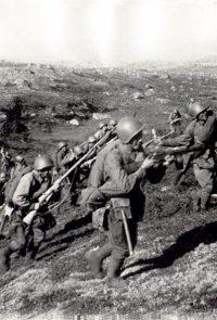Бои на мурманском направлении - 1941