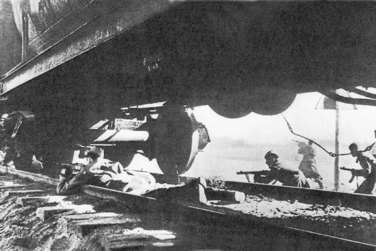 Смоленское сражение - 1941