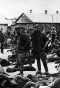 Лагерь для советских военнопленных - 1941