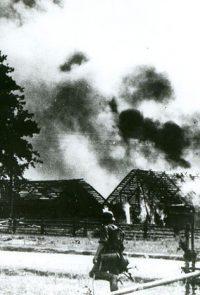 Начало боевых действий фашистской Германии против СССР - Июнь 1941 г.